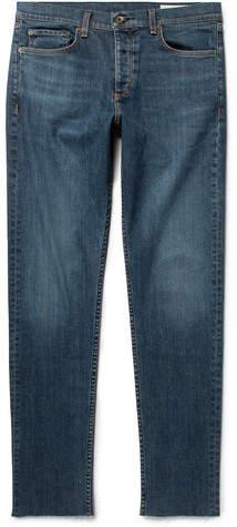 Rag & Bone Two Slim-Fit Stretch-Denim Jeans