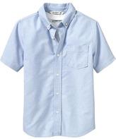 Old Navy Boys Uniform Oxford Shirts