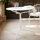 west elm Soleil Metal Outdoor Bistro Table