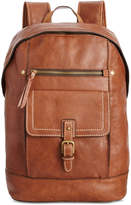Patricia Nash Nash Men's Tuscan Leather Backpack