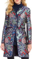 M.S.S.P. Multi Floral Jacquard Jacket