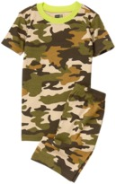Crazy 8 Camo 2-Piece Shortie Pajama Set