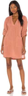 Seafolly Essential Cover Up Dress