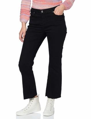 Vero Moda Women's Vmsheila Mr Kick Flare ANK J Ba1114 Noos Jeans