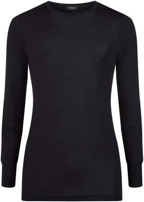 Hanro Woollen Silk Long Sleeve T-Shirt