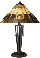 Tiffany & Co. Stained Glass Table Lamp
