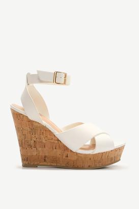 Ardene Wedge Sandals