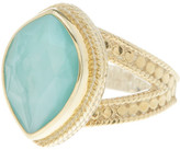 Anna Beck 18K Gold Plated Sterling Silver Split Band Ring