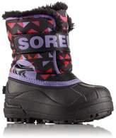Sorel Toddlers Snow Commander Print Boot