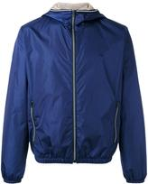 Fay hooded jacket - men - Polyamide - M