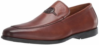 Stacy Adams Men's Creston Moc-Toe Slip-On Loafer
