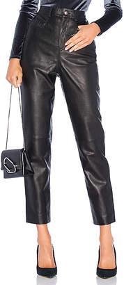 LPA Leather Pant 417