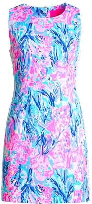 Lilly Pulitzer Mila Print Sleeveless Mini Dress