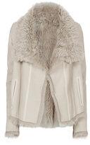 Yves Salomon Toscana Reversible Shearling Lamb Jacket