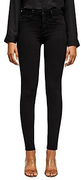 L'Agence Marguerite Skinny Jeans in Dark Vintage