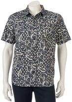 Vans Men's Batiki Button-Front Shirt