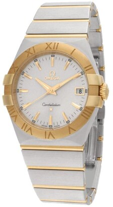 Omega 2017 pre-owned Constellation 33mm