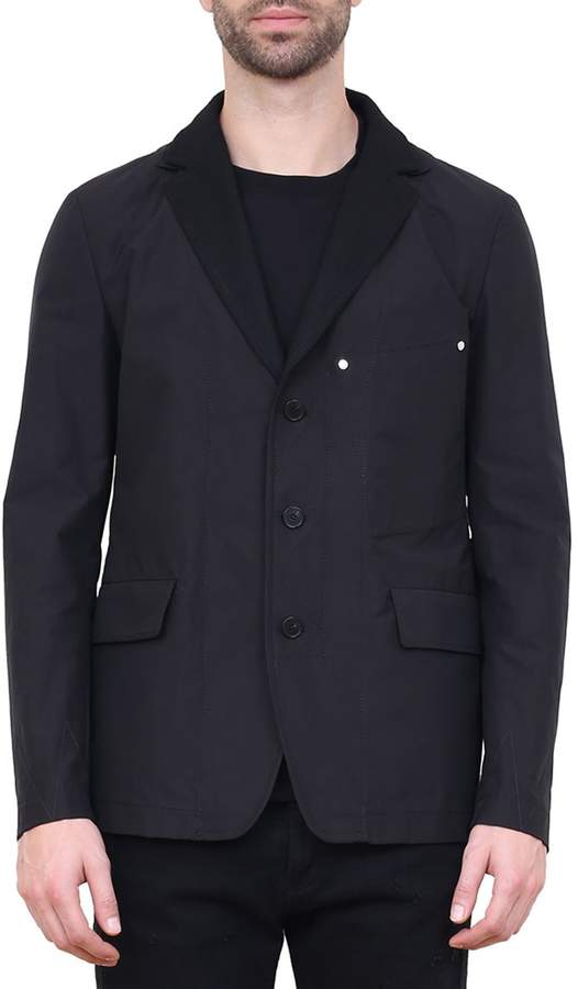 Givenchy Cotton-blend Travel Blazer
