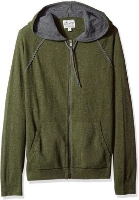 Lucky Brand Men's Welter Weight Hooded Sweater