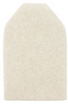 LAUREN MANOOGIAN Carpenter Alpaca-blend Beanie Hat - Cream