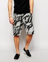 Maharishi Reversible Shorts - Black