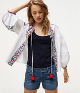 LOFT Bohemia Jacket