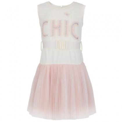 MonnaLisa 'Chic' Tutu Dress
