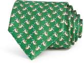 Salvatore Ferragamo Swinging Monkeys Classic Tie