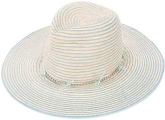 Gigi Burris Millinery jeanne straw fedora hat