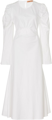Maggie Marilyn Feel The Breeze Cotton Maxi Dress