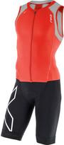 2XU Men's Compression Zip Trisuit