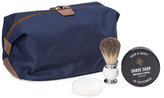 Bey-Berk Deer & Croft's Travel Shave Dopp Set