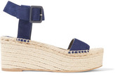 Vince Abby Suede Sandals