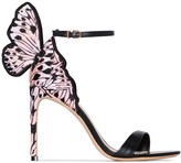 Sophia Webster Butterfly back 100 sandals