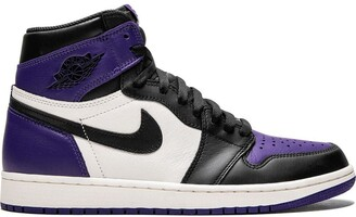 Jordan Air 1 Retro High OG court purple