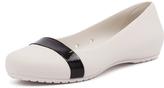 Crocs Brynn Flat Stucco/Black