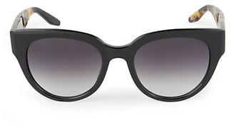 Barton Perreira Syrinx 53MM Cat Eye Sunglasses