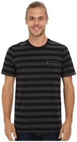 Hurley Captain Knit Crew T-Shirt