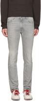 Maison Margiela Grey Scars Jeans