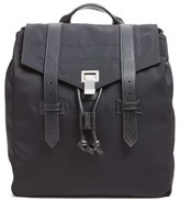 Proenza Schouler 'Ps1' Nylon Backpack - Black