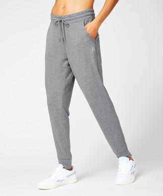 Reebok Women's Active Pants FLINT - 28'' Flint Gray Heather Move Joggers - Women