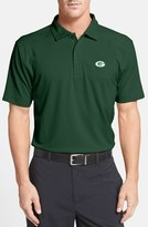 Cutter & Buck 'Green Bay Packers - Genre' DryTec Moisture Wicking Polo (Big & Tall)