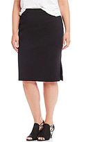 Eileen Fisher Plus Pencil Skirt