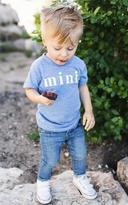 Ily Couture Mini Blue Tee - Kids