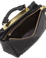 3.1 Phillip Lim Ryder Small Leather Crossbody Bag, Black
