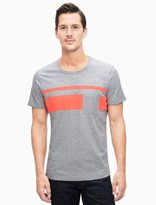 Splendid Stripe Graphic Tee