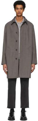 A.P.C. Beige Mac New England Coat