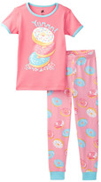 Petit Lem Yummm! Donut Pajama (Little Girls & Big Girls)