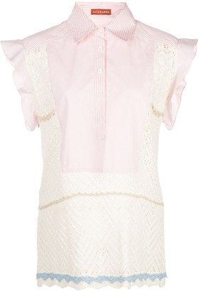 Altuzarra Batten blouse