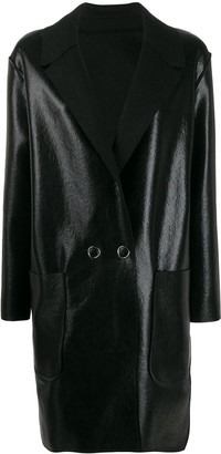 Pinko Double Breasted Coat